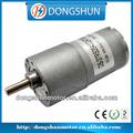 DS- 37RS3540 12v engranaje de tornillo sinfín motor eléctrico