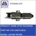 lister petter solenoides de 1751-12E7U1B1A