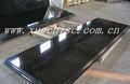 de alta calidad de china impala negro grandes losas de granito