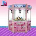 máquina expendedora del juguete de garra juego de premio