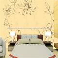 papel pintado no tejido decorativo