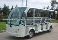 altíssima qualidade barato de transporte elétrico ônibus de turismo de compras para cidade turística com CE