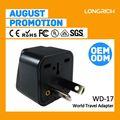 En todo el mundo usb power point, es útil en- de venta de viajes adaptador de enchufe