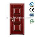 puertas decorativas de acero de seguridad