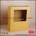 La oferta de fábrica kraft cajas de regalo al por mayor baratos caja de regalo para la venta( dh4097#)