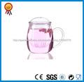 té al por mayor tazas de vidrio