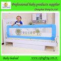 Barandilla de la cama plegable de seguridad para niños