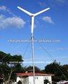 Solar 2kw/generador de energía eólica, viento solar híbrido de generación