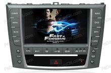 car dvd gps lexus IS250 with GPS,Bluetooth lexus is250 car dvd player