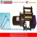 Máquina para fabricar pajitas flexibles de largo espiral (Máquina de hacer pajitas artísticas)