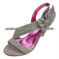 Zapato de tacón y zapato de moda