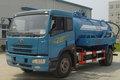 FAW 4x2 camión de succión fecal
