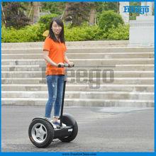2 ruedas de auto balanceo del vehículo eléctrico