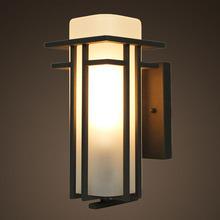 Para el hogar moderno diseño linterna de la pared de iluminación( hs5492- up- m)