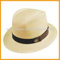 sombrero de Panamá hecho en China