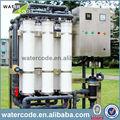 filtración de aguas de uf membrana con poros de tomaño de 0.01um