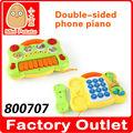 Música brinquedos do bebê crianças telefone brinquedos para revenda