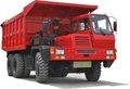 60ton y 70ton camión volquete de minería para la venta con un precio más barato