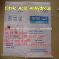 El ácido cítrico anhidro( amoniocas: 77- 92- 9)
