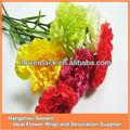 artificiales flores de clavel