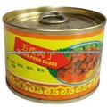 Tradicional Chinesa Bom Gosto alimentos enlatados cubos de carne de porco temperada