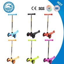 los mini scooters 3 ruedas de los niños