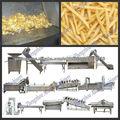 2013 estrutura compacta batata frita linha de produção totalmente automática