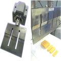 Máquina de corte ultra-sônico processador de queijo cortador de lâminas