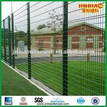 Soldado valla de metal/doble alambre de la cerca de malla/doble alambre de la cerca de metal