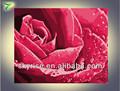 el mejor vendedor de rosa flor de la pintura para la decoración