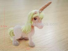 mini figura de caballo