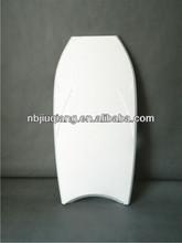 Reciclado eco- ambiente suave china tabla de surf eps núcleo de agua deporte bodyboard 006 espacios en blanco de los fabricantes