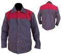 Work wear uniform shirts