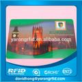 pvc contactless smart card