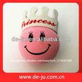 sorriso princesa brinquedos eva eva bolas