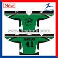 equipo de baratos camisetas de hockey conjunto del equipo de hockey jerseys de impresión por sublimación camiseta de hockey