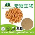 De salida de fábrica hierba amarga semilla de albaricoque extracto de vitamina b17 almendra amígdala amigdalina 90% hplc
