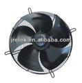350mm refrigerador de aire axial del ventilador del motor
