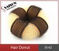 S/m/l em estoque cabelo acessórios para mulheres de cabelo sintético rabo de cavalo titular