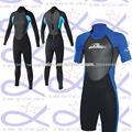 A prueba de agua buceocontraje trajedebaño&ropadeplaya, neopreno traje de buceo, traje de neopreno corto