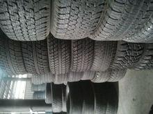 Los neumáticos usados