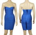 2014 vestido del vendaje sin tirantes del hotsale con muchos color HL230