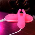 Oface' suave de silicona vibrador femenino clit vibrador vibrador cuddler