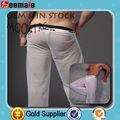 Imagens de amostra grátis de Yoga calça solta transparente Penis Sexy Underwear Manview SM01-6