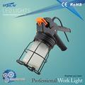 lámpara de clip de plástico de la mano