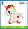 Venta caliente unicornio peluche,juguete de peluche personalizado