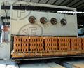 Yf túnel del horno para el ladrillo de arcilla/arcilla ladrillos del horno túnel