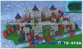 Los niños al aire libre juegos de diapositivas TX-072A