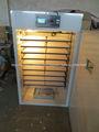El mejor precio, de buena calidad, modelo ops-1584 automática, profesional incubadora de huevos para incubar