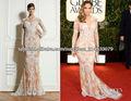 Jennifer Lopez Zuhair Murad Vestido de noche de manga larga
